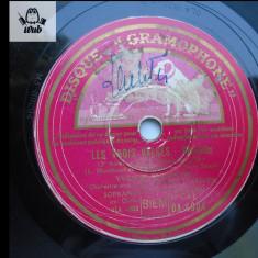 Yvonne Printemps disc patefon gramofon v foto! - Muzica Clasica, Alte tipuri suport muzica
