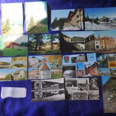 Lot 15 CP SIBIU. Vederi vechi Romania.De colectie!, Circulata, Fotografie, Europa