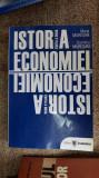 ISTORIA ECONOMIEI -MURESAN EDITIA A DOUA ,STARE FOARTE BUNA .