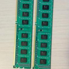 Memorie PC 4Gb RAM DDR3 1333Mhz Kit dual channel Corsair - Memorie RAM