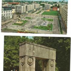 (A1)Lot- 4 carti postale-KRUGER - Carte postala tematica, Necirculata, Printata