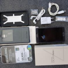 Samsung galaxy note 4 - Telefon mobil Samsung Galaxy Note 4, Negru, Neblocat