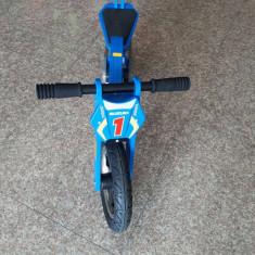 Bicicleta din lemn fara pedale Suzuki - Bicicleta copii Cross, 10 inch, Numar viteze: 1