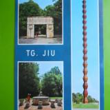 HOPCT 31623 MONUMENTE CONSTANTIN BRANCUSI-TARGU JIU-JUD GORJ -NECIRCULATA