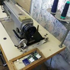 Masina de cusut Juki si triploc jack