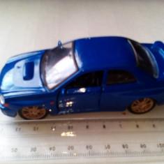 Bnk jc Maisto - Subaru Impreza WRX STI - 1/40 - Macheta auto