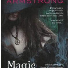 Magie de 2 bani - Autor(i): Kelley Armstrong - Carte SF