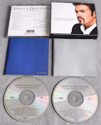 George Michael - Ladies and Gentlemen: The Best of George Michael (2 CD) foto