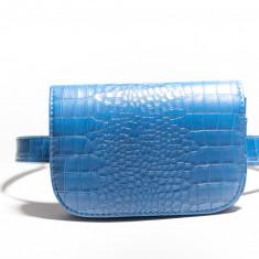 Borseta albastra - Borseta Dama