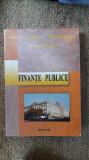 FINANTE PUBLICE - SITECH , DRACEA ,MATEI