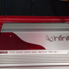 Vand statie auto Infinity + tub bass Magnat - Subwoofer auto