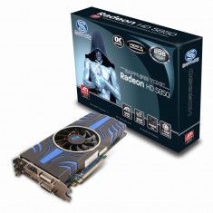 Placa video AMD Radeon HD 5850 Sapphire 1GB 256 bit GDDR5 - Placa video PC