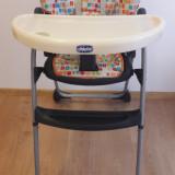 Vand scaunel de masa Chicco, stare impecabila