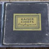 Kaiser Chiefs - Employment CD - Muzica Rock universal records
