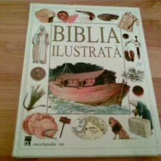Biblia ilustrata Intamplari repovestite de Selina Hasting