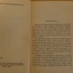 Dama cu Camelii - Alexandre Dumas Fils  Colectia Amores  1991
