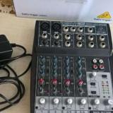 vand Mixer Audio Behringer Xenyx 802 meserias