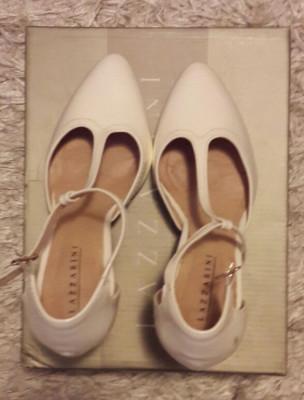 Pantofi piele Lazzarini incaltaminte sandale dama masura 36 +CADOU! foto