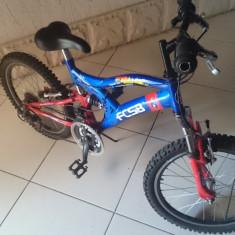 Vand bicicleta copii DHS 6-12 ani, 16 inch, 20 inch, Numar viteze: 10