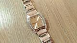 Cumpara ieftin Ceas de mana Dama Femeie - model trendy pietre margini elegant otel inoxidabil