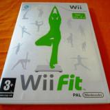Wii Fit, pentru Wii, original, PAL