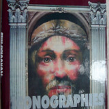 ALBUM STEFAN POPA POPA'S: ICONOGRAPHIES (2003, prefata lb. engleza EUGEN SIMION)