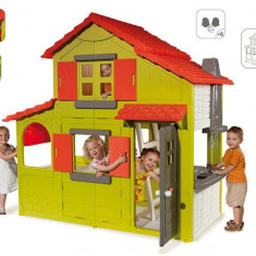 Casuta De Joaca Smoby Duplex Cu Etaj 320021 - Casuta copii