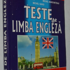Teste de limba engleza - Larousse - Curs Limba Engleza