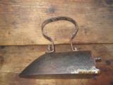 Vintage Transilvania--Tiglazau-ticlazau-Fier de calcat,1.5kg