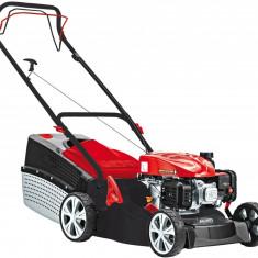 Masina de tuns iarba pe benzina AL-KO Classic Edition 4.66 SP-A, motor benzina 2kW, 2 in 1, latime lucru 46 cm - Masina tuns iarba