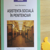 Asistenta sociala in penitenciar Ioan Durnescu