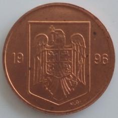 Romania - 1 Leu 1996 - An rar - Tiraj 272000 - Moneda Romania