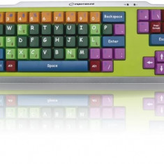 Tastatura educationala copii Esperanza USB