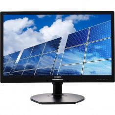 Monitor LED Philips 221B6LPCB/00 21.5 inch 5ms Black