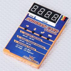 Placa de Programare HobbyKing pentru ESC-uri de Masina