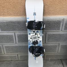 Placa snowboard Rossignol Rs blue 140cm cu legaturi Rossignol NOI - Placi snowboard