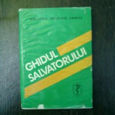 Ghidul salvatorului - C. Dumitriu
