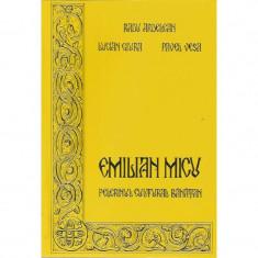 Emilian Micu. Pelerinul cultural Banatan - Radu Ardelean, Lucian Giura, Pavel Vesa