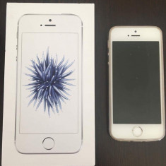 Iphone se - Telefon iPhone Apple, Alb, 16GB