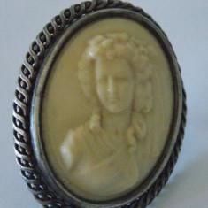 Brosa argint vintage