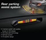 Sistem Senzori Parcare cu Afisaj Display Led si Avertizare Sonora
