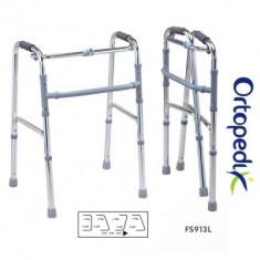 Cadru de mers cu doua functii - FS9131L - Articole ortopedice