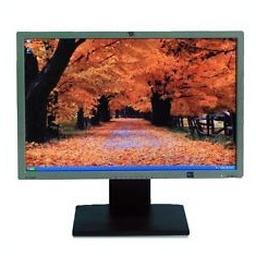 "Monitor Refurbished LCD 24"" HP LP2465 GRAD A - Monitor LCD HP, 24 inch"
