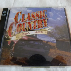 Classic Country - 2cd - Muzica Country Altele