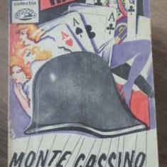 Monte Cassino - Sven Hassel, 398482 - Carte politiste