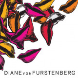 BATIC ORIGINAL DIANE FURSTENBERG SEMNAT 82/82 CM