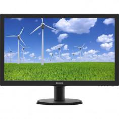 Monitor LED Philips 243S5LSB5/00 24 inch 5ms Black