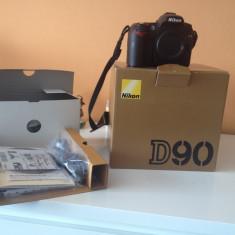 Nikon D 90+ obiective - Aparat Foto Nikon D90