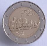 moneda 2 euro comemorativa MALTA 2017_Hagar - UNC