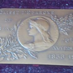 Medalie bronz Franta, Europa, An: 1910